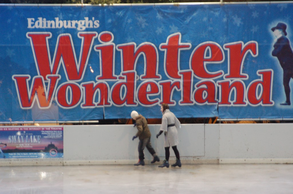 Edinburgh Xmas Winter Wonderland
