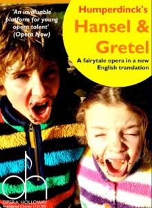 Hansel and Greta Opera at Edinburgh Fringe