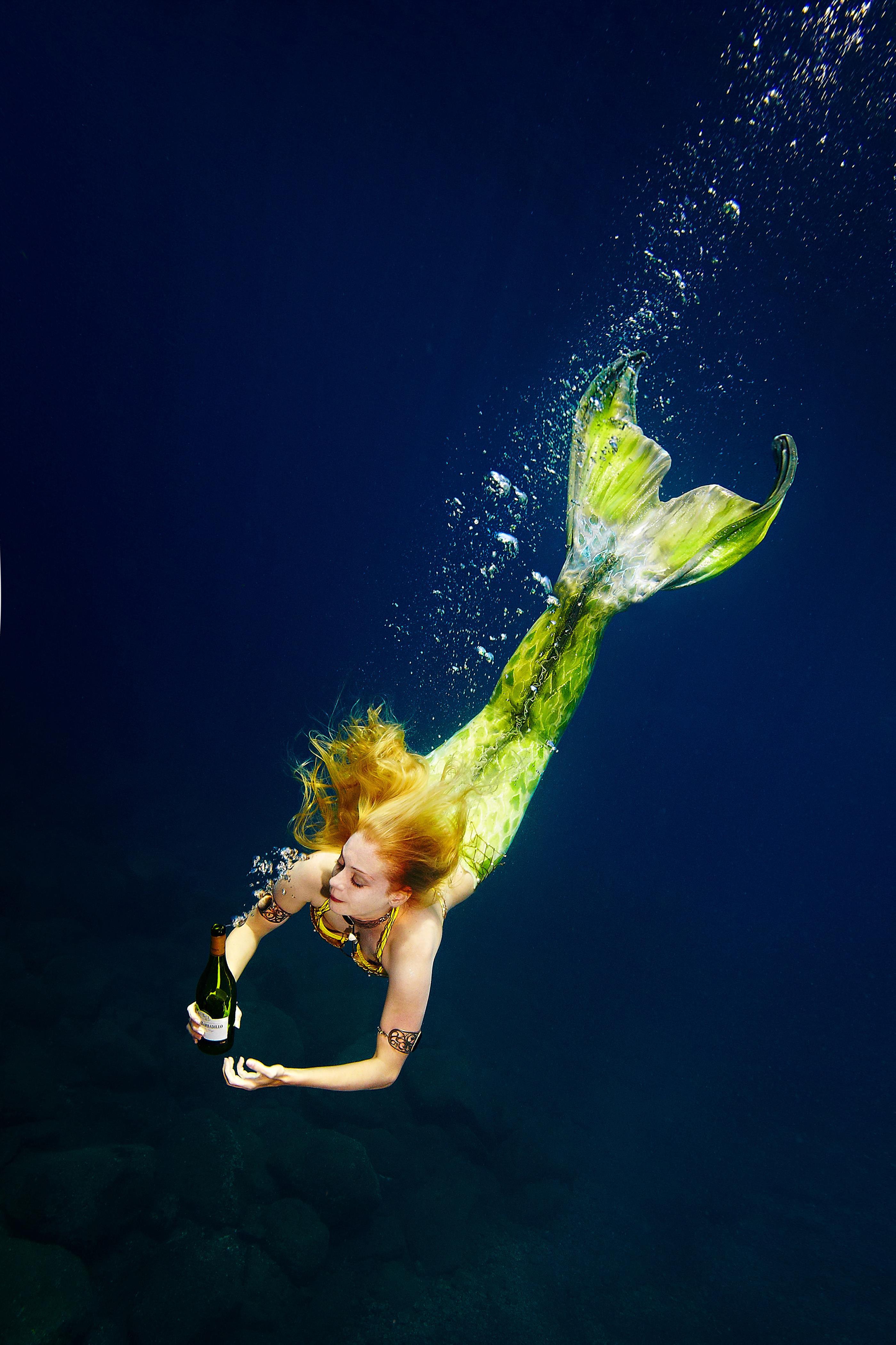 Mermaid Daniela Rodler four PIC Andreas Scholer
