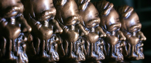 Andrew Carnegie Busts