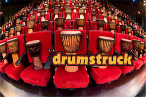 Drumstruck at the Edinburgh Fringe