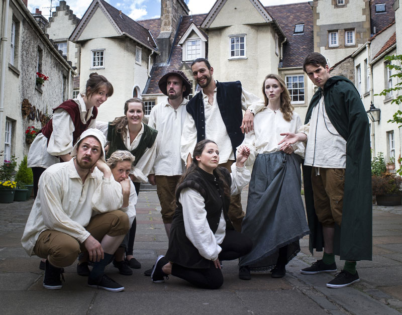Impromptu Shakespeare
