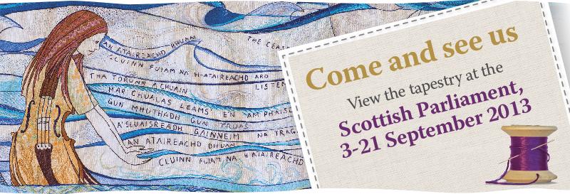 Scotland Tapestry