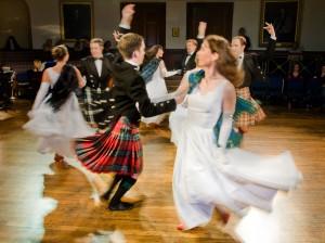 RSCDS Edinburgh, Scottish Dancing Classes