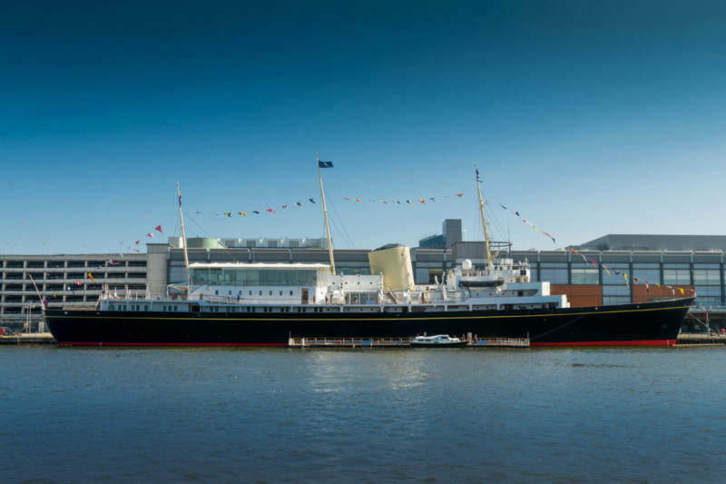 Royal Yacht Britannia, The