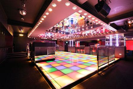 Cav Nightclubs Edinburgh