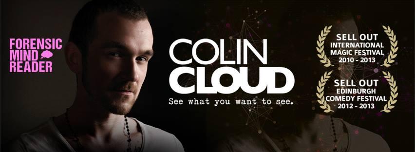 Colin Cloud Mind Reading