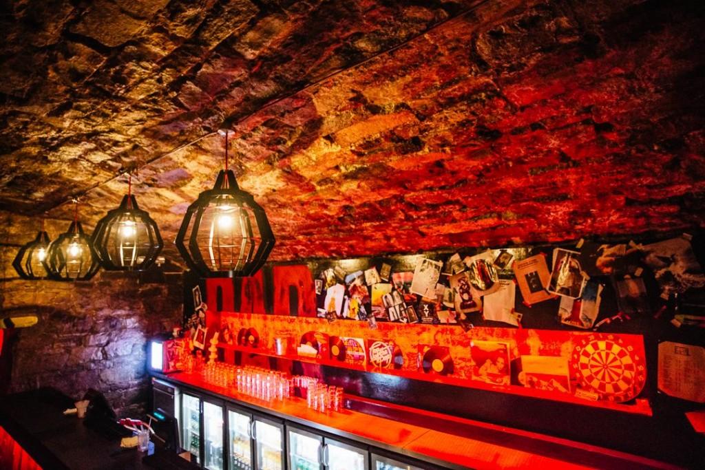 Cabaret Voltaire Edinburgh