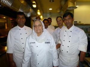 Mrs Hamida Khushi Edinburgh