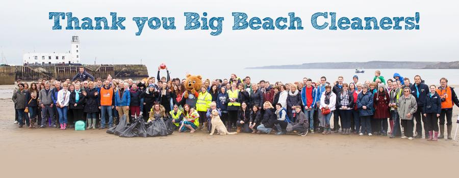 big beach cleaners
