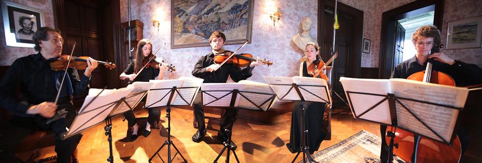 Mendelssohn on Mull Festival 2014