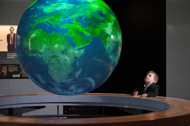 Our Dynamic Earth, Edinburgh Gallery