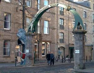 Commercial Quay Edinburgh business centre