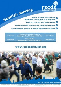 Scottish Country Dancing Classes