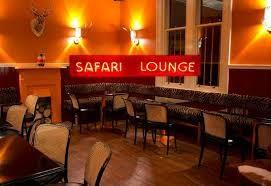 The Safari Lounge Bar