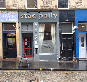 Stac Polly Bistro