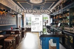 Clouds & Soil