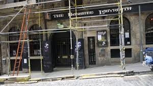 The Banshee Labyrinth Bar