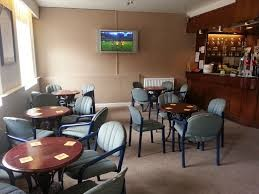 Edinburgh City FC Bar