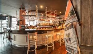 The Newsroom Bar & Eatery