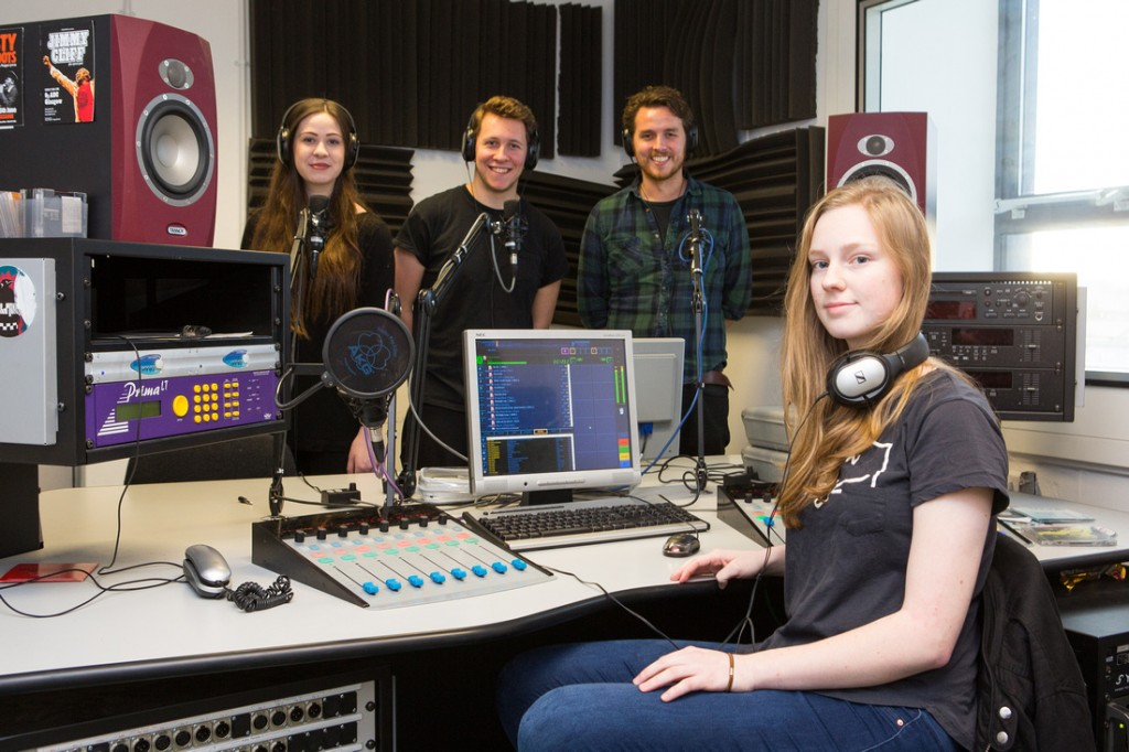 Edinburgh College Radio
