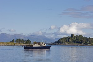 MV Glen Etive