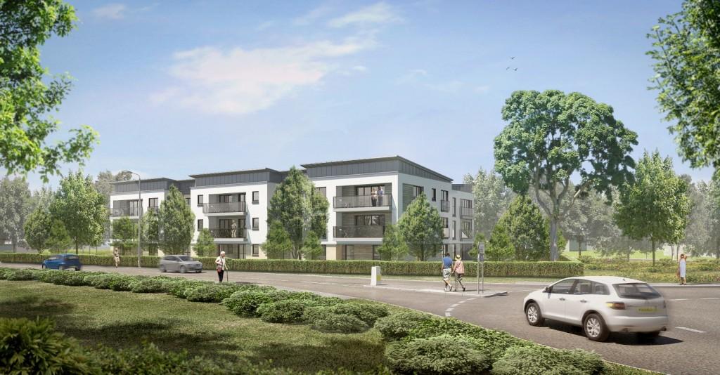 new edinburgh housing development
