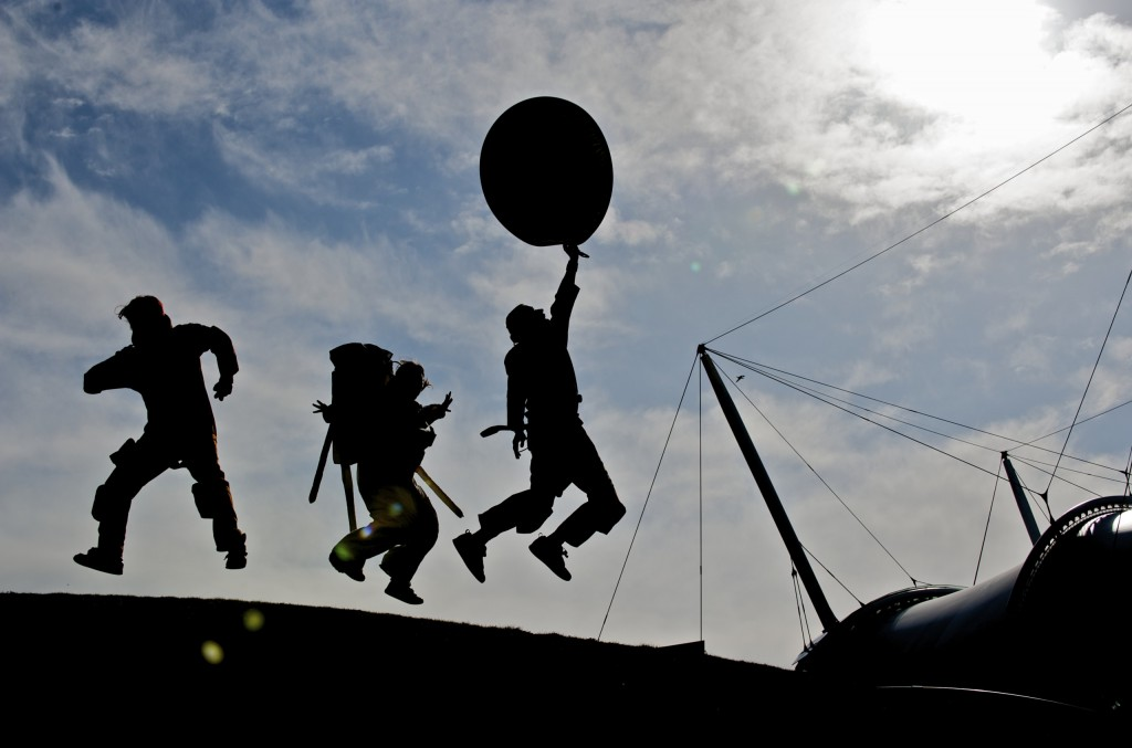 Take a Trip into Space for International Astronomy Day at Dynamic Earth