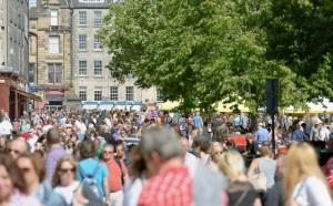 The Grassmarket Fair