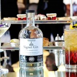 Signet Gin and afternoon tea at Colonnades, Edinburgh - smaller