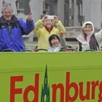 edinburgh tour buses