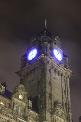 Balmoral Clock Tower (1)