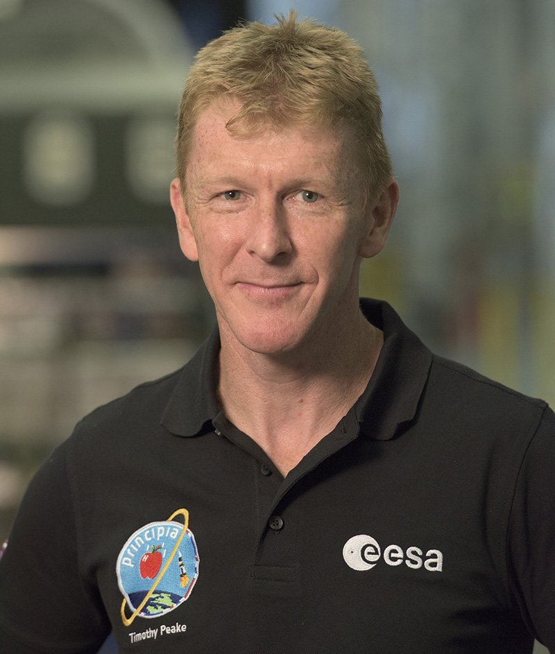 tim-peake-to-visit-dynamic-earth