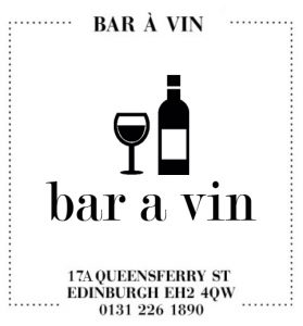 Bar á Vin Edinburgh