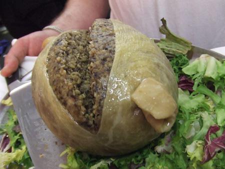 Scottish-Haggis