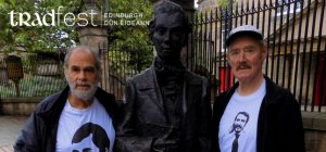 A Royal Mile Walk with Burns and Stevenson