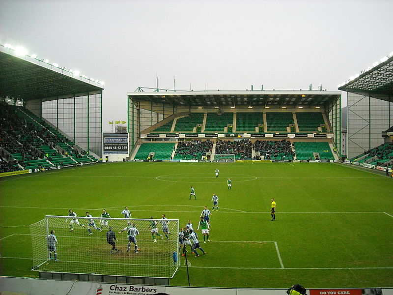 Hibs Easter Road