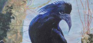 Exhibition: Johnny Crow & the Magpie Bridge