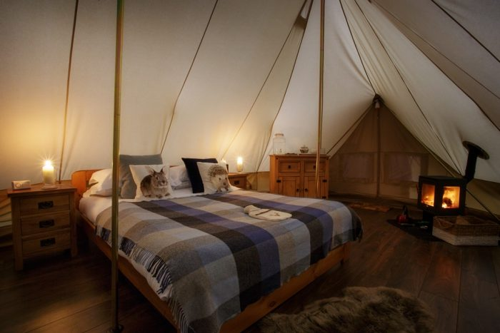 Edinburgh Festivals accommodation at its best - Dundas Castle Glamping (2)