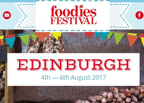 Edinburgh Foodies Festival