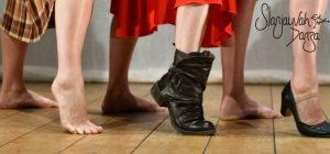 6 Feet, 3 Shoes: Exploring Percussive Dance