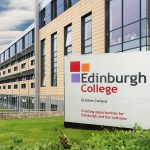 Outside images of the Granton Campus