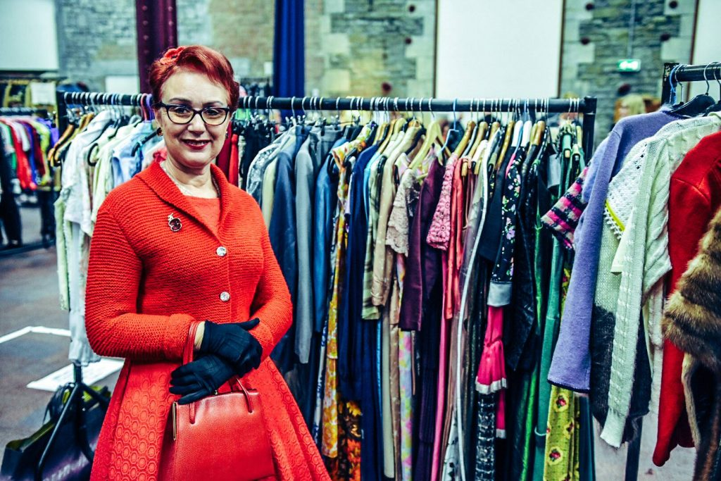 Lou Lou's Edinburgh Vintage Fair