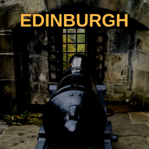 The New Walking App in Edinburgh