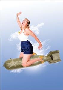 Tiff Stevenson: Bombshell