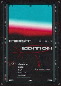 First Edition · The Mash House