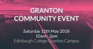 Granton Community College Open Day