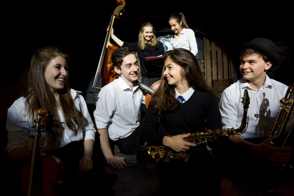 St Mary's Music School Musicians