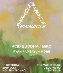 Pinnacle: 1st Birthday Bash