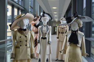 Edwardian Costume for Performance Exhibition